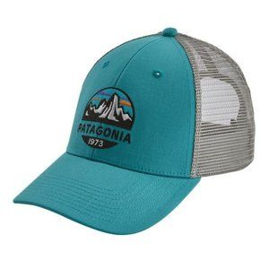(Unisex) Patagonia Logo LoPro Trucker Hat